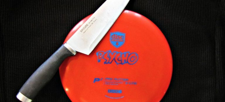 Discmania P2 Psycho Putter Review