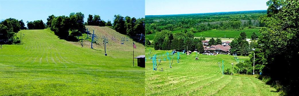 Timber Ridge disc golf course