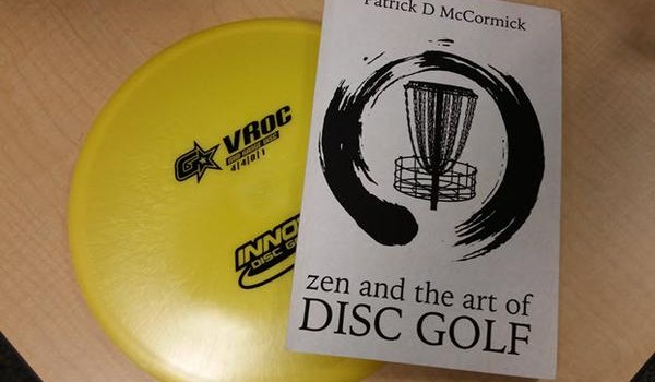 Zen and the Art of Disc Golf Book Review