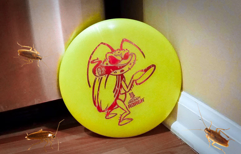 Discraft Roach Putter Review