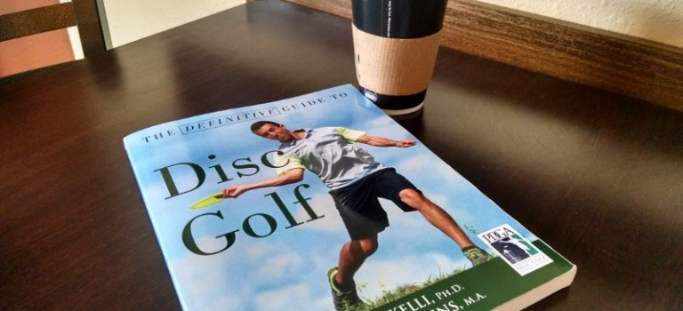 The Definitive Guide to Disc Golf Book Review