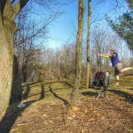 Disc Golf Putting Balance
