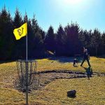 Disc Golf Putting Efficiency