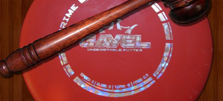 Dynamic Discs Gavel Review