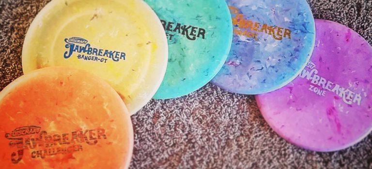 Discraft Jawbreaker Plastic Review