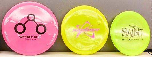 disc golf recommendations discs