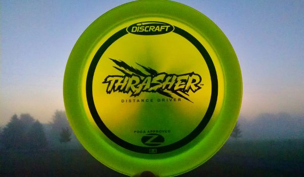 Discraft Thrasher Driver Review