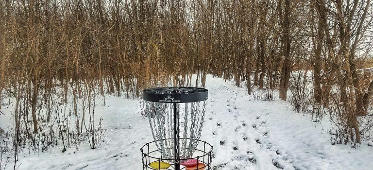 Winter Disc Golf – Distance