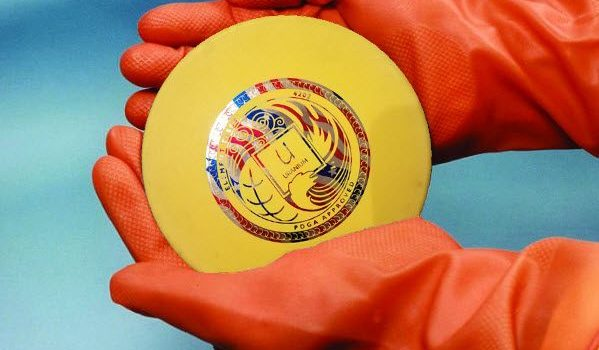 Element Discs Uranium Review