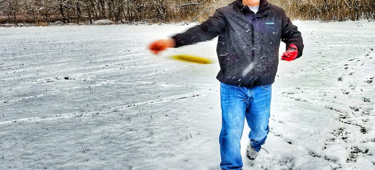 Winter Disc Golf – Discs and Plastic