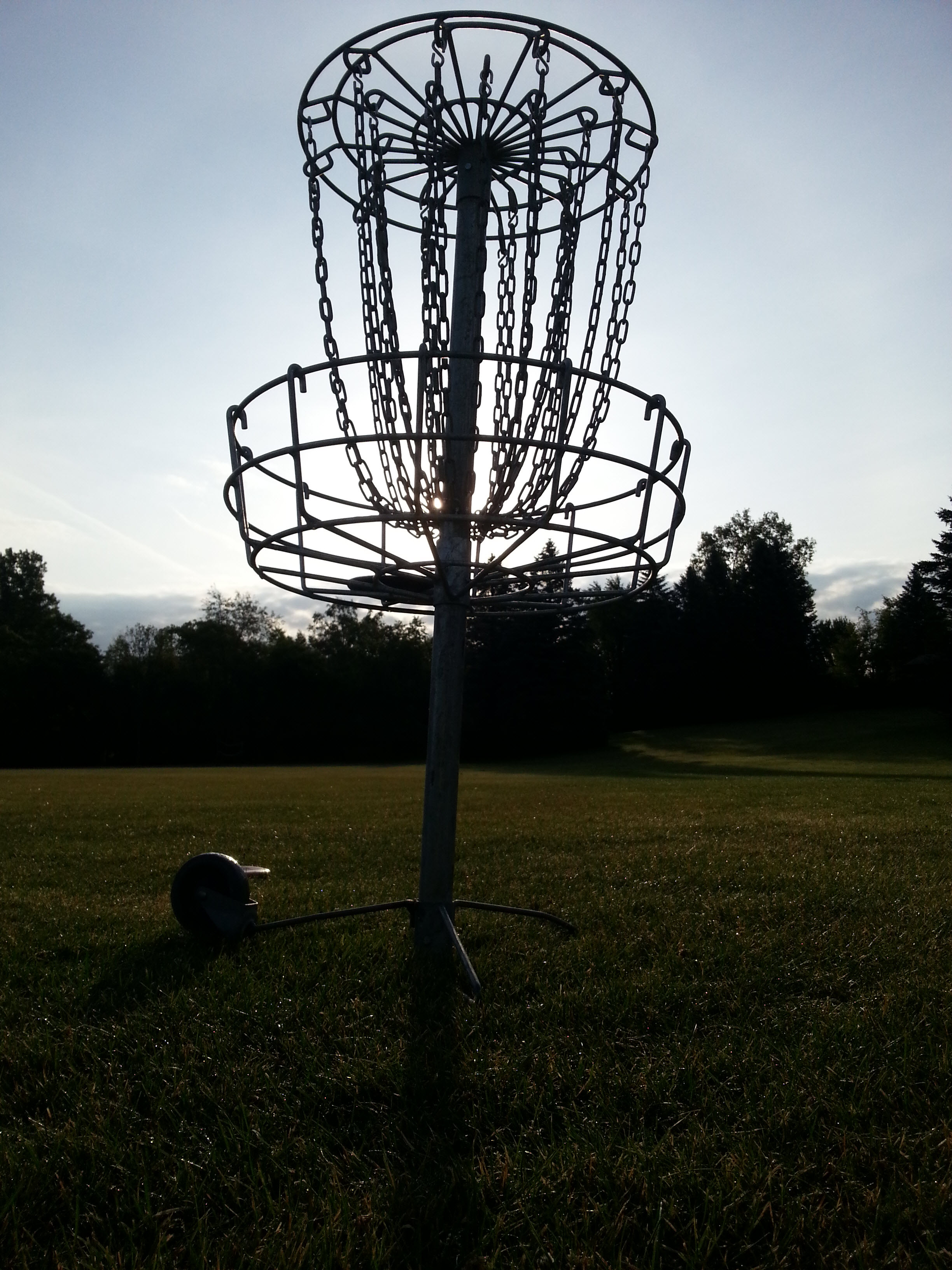 Free Disc Golf Stock Photos and Images - Disc Golf Puttheads