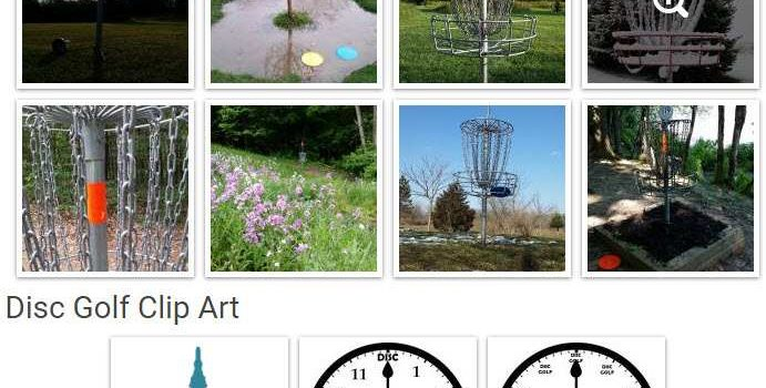 Disc Golf Stock Images – An Open Letter