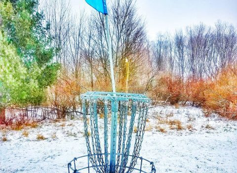 Winter Disc Golf – Gear