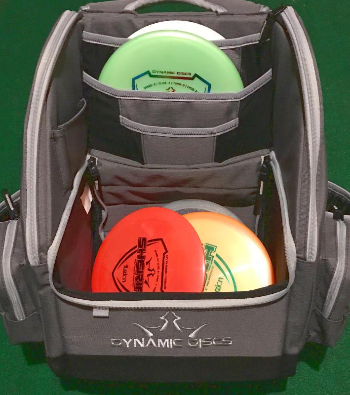 Minimize Your Disc Golf Bag