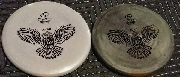 RPM Discs Ruru Cosmic and Magma