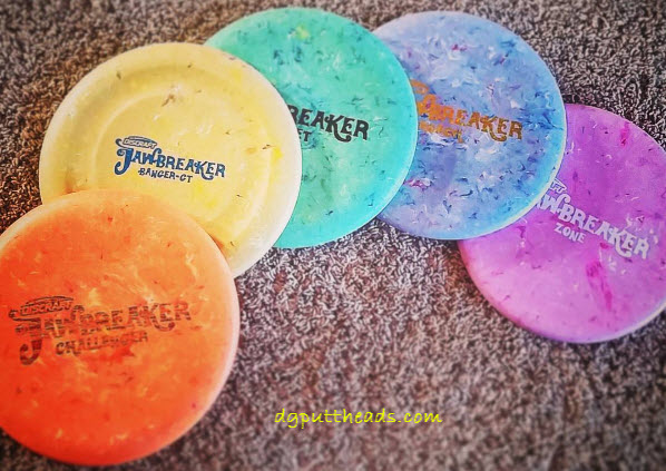Disc Golf putter tips