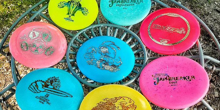 Discraft Mini Disc Round