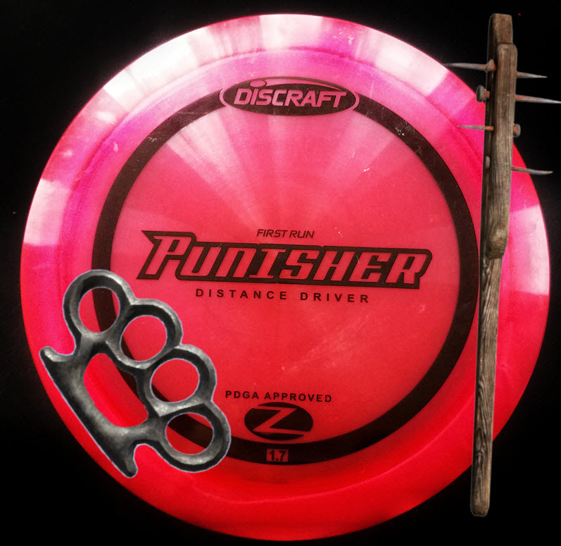 Discraft Punisher Review