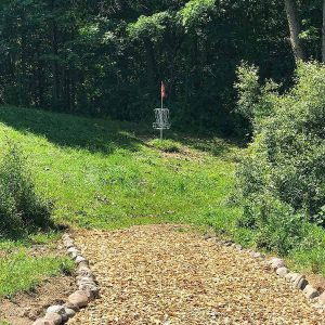 Burchfield River's Edge Disc Golf Course