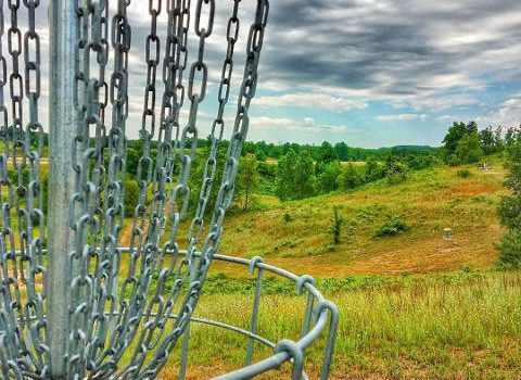 Planning a Disc Golf Road Trip