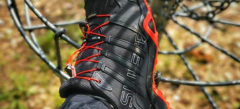 Adidas Terrex Swift R GTX Shoe (Paul McBeth's Shoe)