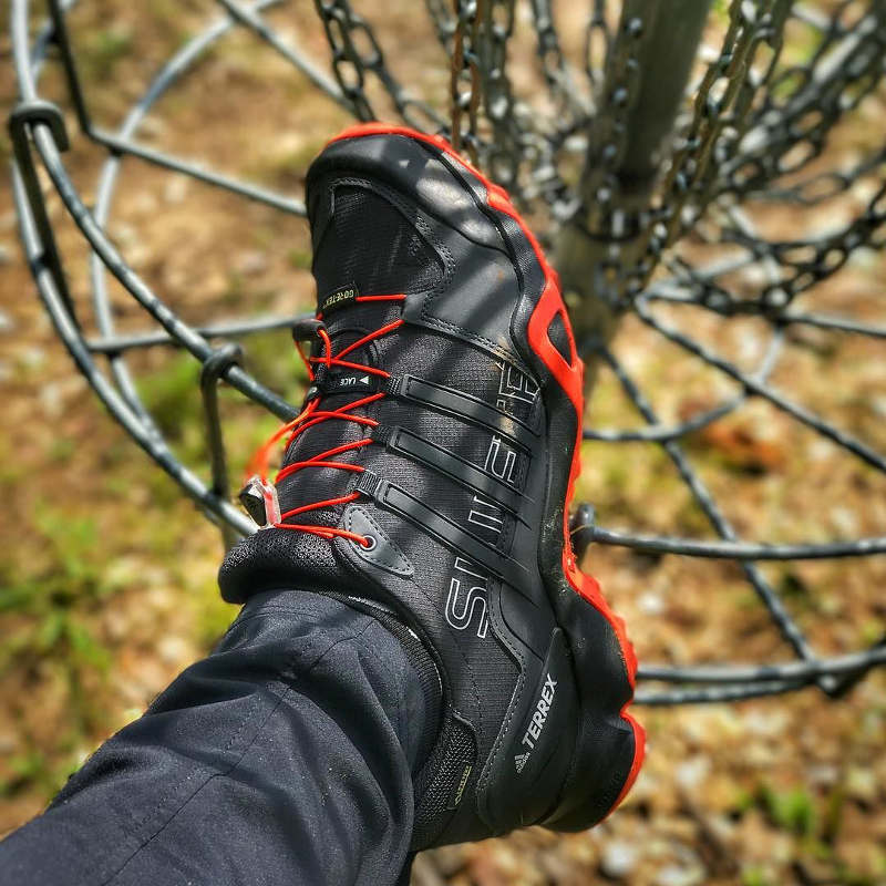 Adidas Swift R GTX Disc Golf Shoe Review