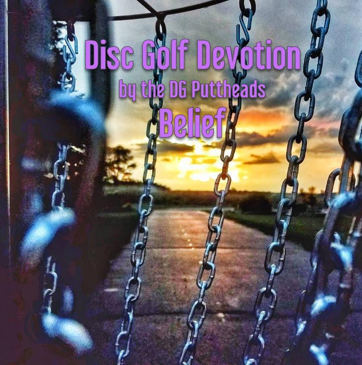 disc golf devotion belief