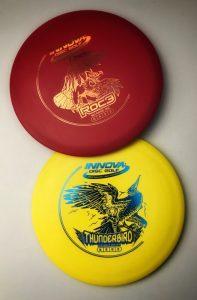 Base Plastic Innova Thunderbird and Roc3