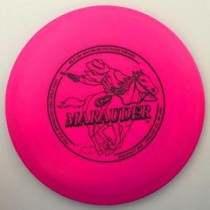 Discraft Marauder in Base Plastic Pro D