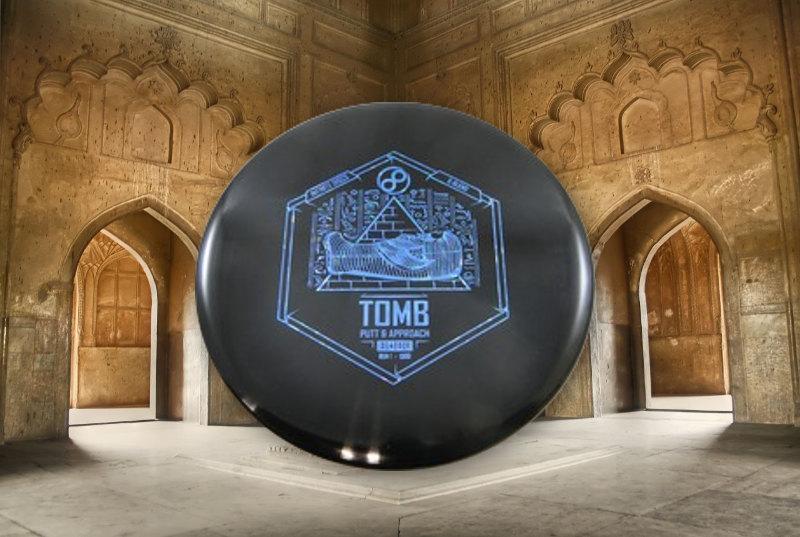Infinite Discs Tomb