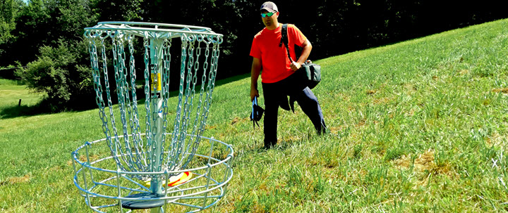 Disc Golf Putt Heads Rodney