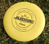My Dynamic Discs Judge