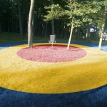 Disc Golf Putting Circle