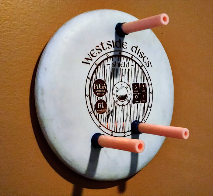 Westside Discs Shield Putter