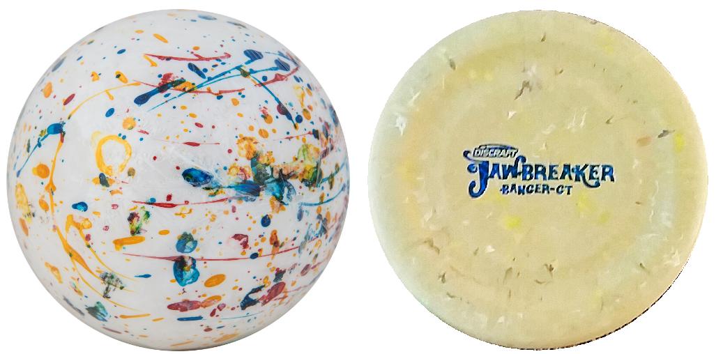 Discraft Jawbreaker Putter Plastic