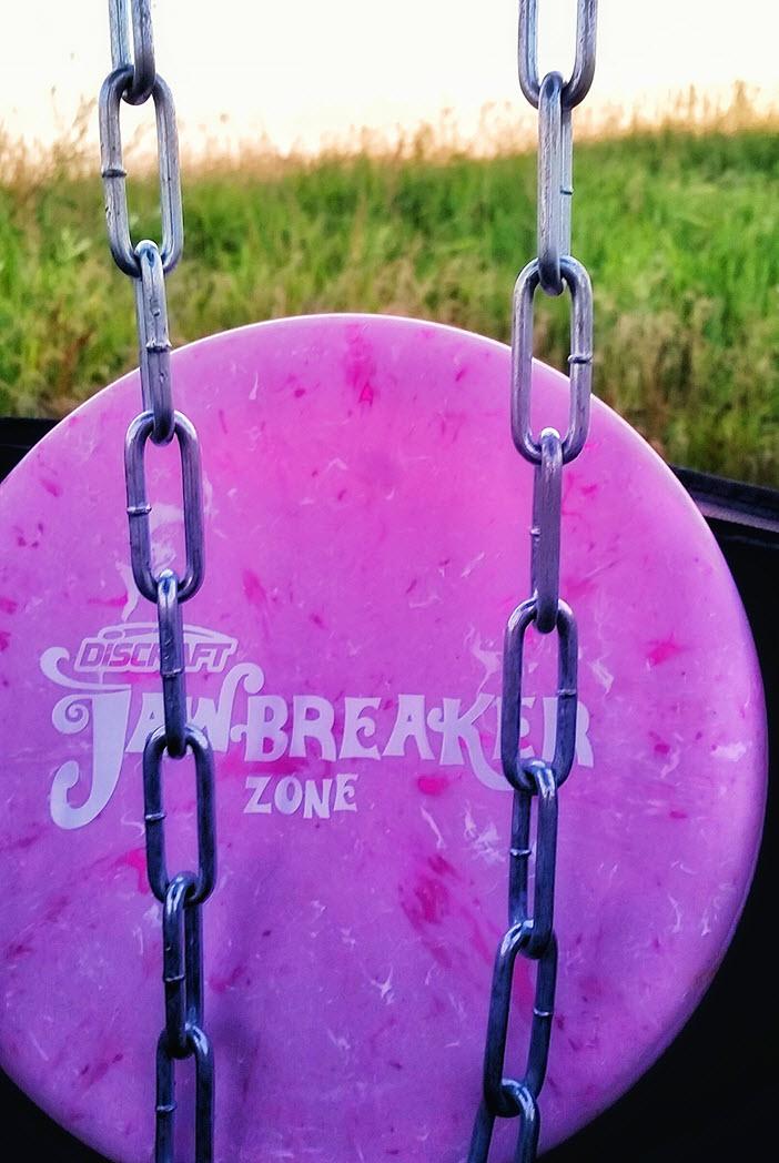 Discraft Jawbreaker Zone Putter