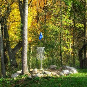 Burchfield Disc Golf Course