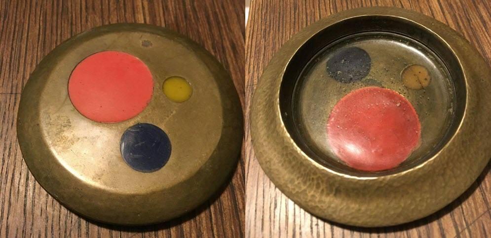 Original Nak Mini Marker Bronze