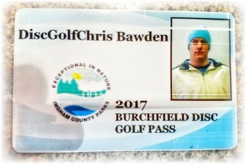 Disc Golf Chris @discgolfchris