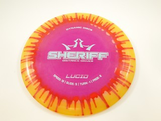 dynamic discs sheriff