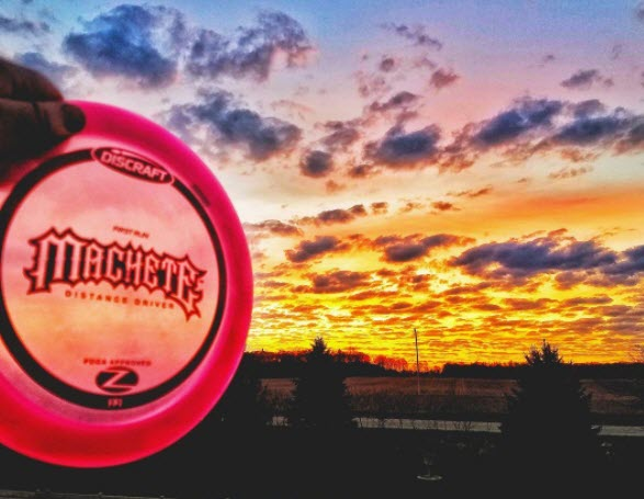 discraft machete review disc golf
