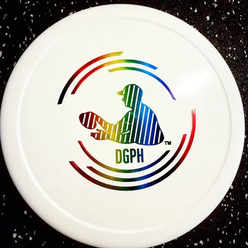 DGPH custom stamped putter