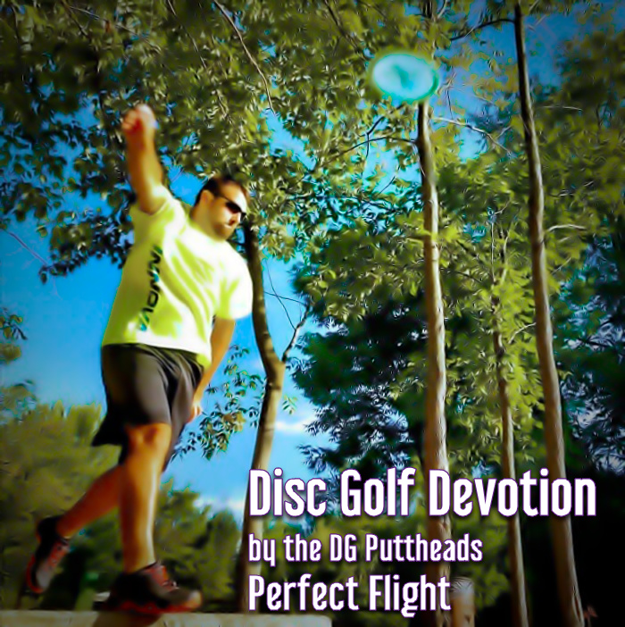 disc golf devotion perfect flight