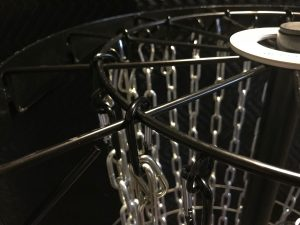 MVP Black Hole Pro to Precision Conversion Disc Golf Practice Basket Project