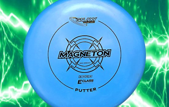 Galaxy Disc Golf Magneton Review