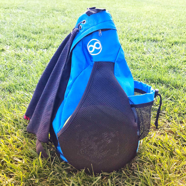 Infinite Discs Slinger Bag