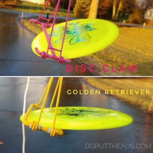 Disc Claw vs Golden Retriever